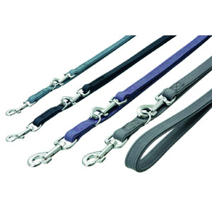 Buffalo Denim Training Leash (200 cm x 18 mm)