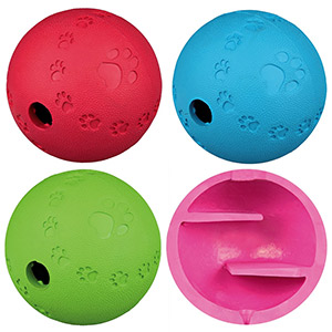 Dog Activity Snackball aus Naturgummi - 11cm