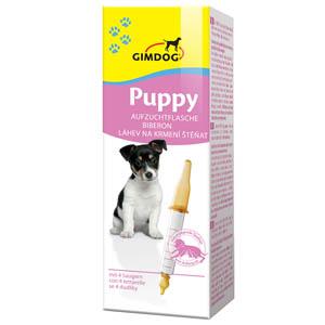 Gimdog - Puppy Aufzuchtflasche mit 4 Saugern