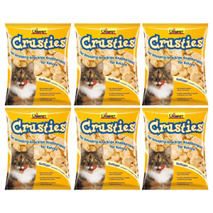 6x Gimpet - Crusties Poultry, 50g