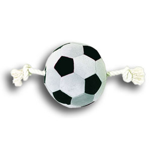 Action Ball Plushball for Indoorgames - 13 cm