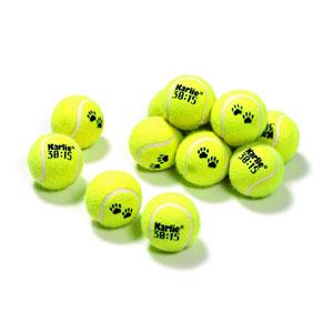 Tennisball 12er Set - 6 cm