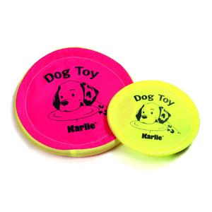 Nylon Frisbee Neonfarben