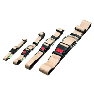 Bamboo Balance Halsband (30-45cm x 15mm)
