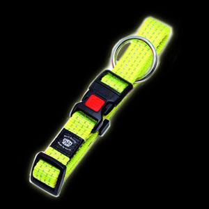 Art Sportiv Plus Reflex Halsband Gelb