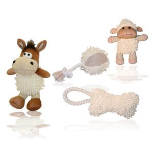 Shaggy Hundespielzeug Set