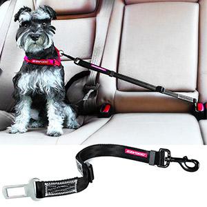 Ezydog - CLICK, Adjustable Car Restraint for Dog