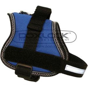 DoxLock Harness Blue XXSMALL