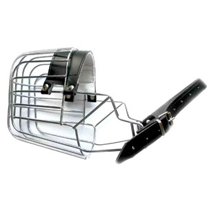 DoxLock Wire Muzzle - Big, Broad Snout (L=10.0/B=35.0 cm)