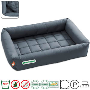 Doctor Bark Dog Bed M (70 x 50 x 19 cm)