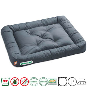 Doctor Bark Dog Cushion M (75 x 65 x 10 cm)