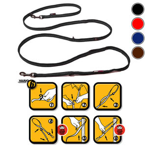 EzyDog - Dog Leash Vario 6 light