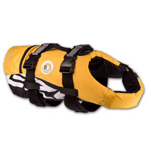 Ezydog - Dog Float Vest Seadog Yellow