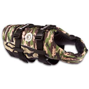 Ezydog - Dog Float Vest Seadog GreenCamo