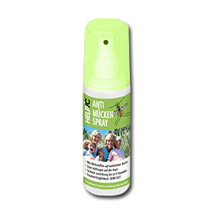 HELPIC Anti Mücken Spray - 100ml