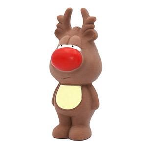 Weihnachts Hundespielzeug Rentier