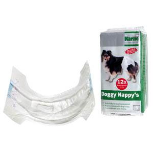 Doggy Nappys - S