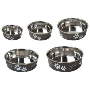 Bowls Stainless Steel Bella - Black