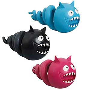 Gummi Hundespielzeug Screwy