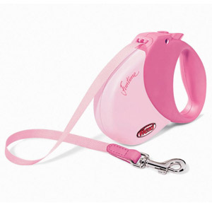 Flexi Funtime Medium Pink