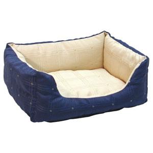 Snugly Bed Verona Blue-Beige - 50 x 40 cm