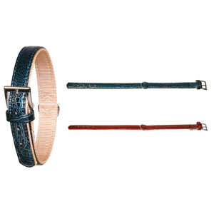 Halsband Texas Art (34-40cm x 25mm)