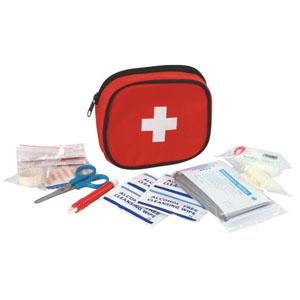 Erste-Hilfe-Tasche für Hunde