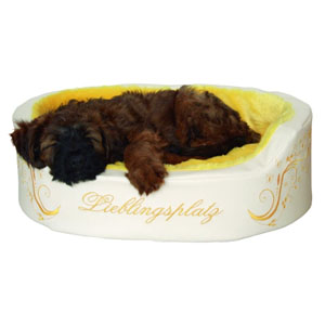 Snugly Bed Liebling Yellow (51 x 43 cm)
