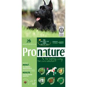 Pronature 26 - Adult - Sensitiv - 3kg