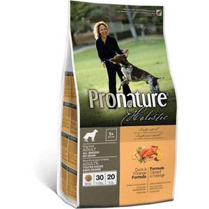 Pronature Holistic Dog - Adult - Ente Getreidefrei - 2,72 kg
