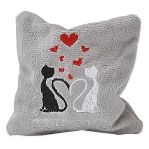 Cat Pillow True Love Mini - 10 x 10 cm