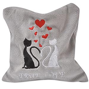 Cat Pillow True Love Midi - 18 x 15 cm