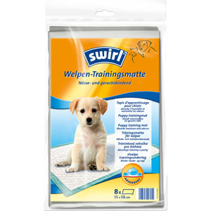 swirl - Puppies Training Pad