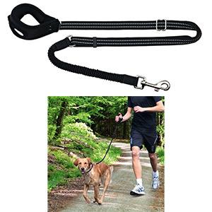 DogActivity Joggingleine mit Daumenschlaufe