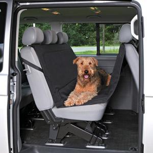 Beheizbare Auto-Schondecke für Hunde