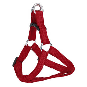 Puppy Harness Red
