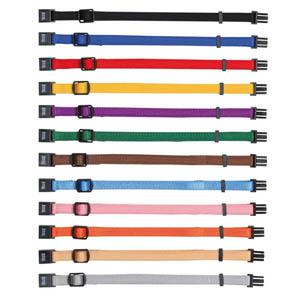 Set Welpen-Halsbänder 22-35cm