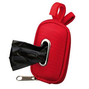 Bag Dispenser Red