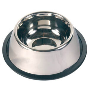 Stainless Steel Long-Ear Bowl