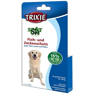 Spot On Flea And Tick Protection For Large Dogs