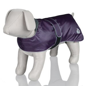 Dog Coat Orleans - Purple