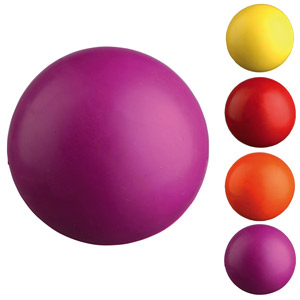 Naturgummi Ball für Hunde - 7 cm