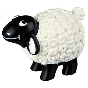 Latex Dog Toy Sheep