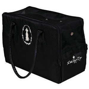 King Of Dogs Carrier Black