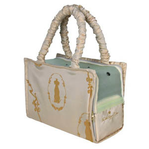 King Of Dogs Carrier Beige