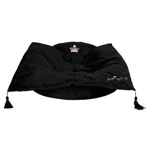 Hundekönig Bett schwarz