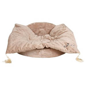 King Of Dogs Bed Beige