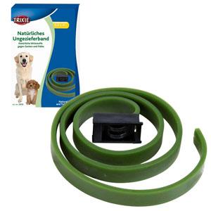 Natürliches Ungezieferband für Hunde