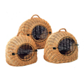 Pet Basket Cave Willow - 50 cm