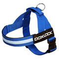 DoxLock Beltharness Blue XXLARGE